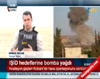 Şanlıurfa Suruç'ta Son Durum Ne? İŞİD ve Kobani'ye Hava Operasyonu