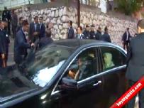 Başbakan Davutoğlu'dan Şehit Ailesine Ziyaret