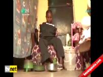 Dünyanın örnek alması gereken anne Miriam Wawira