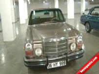Klasik Otomobiller Müzayedeye Çıktı