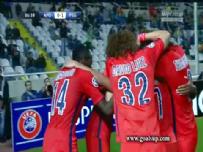APOEL Nicosia 0-1 Paris Saint Germain (Group F) Maç Özeti ve Golleri