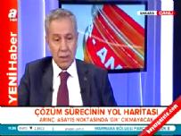 Arınç'tan 'Öcalan'a sekreterya' açıklaması