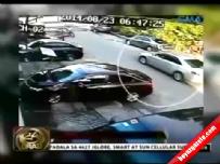 Filipinler'de tecavüzden kaçtı otomobilden çırılçıplak düştü