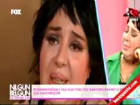 Bu Tarz Benim'in jürisi Nur Yerlitaş canlı yayında gözyaşlarına boğuldu