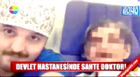 İstanbul'daki Sahte Doktor Ali Haktan Yılman Sırra Kadem Bastı!