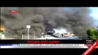 İstanbul Topkapı Altgeçidinde Yangın Çıktı!