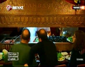geldim gordum yedim - Geldim Gördüm Yedim 30.11.2014 İstanbul