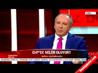 CHP'li İnce: Tarhan'ın istifasını doğru bulmuyorum