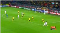 Borussia Dortmund Galatasaray: 4-1 Maç Özeti ve Golleri İzle (4 Kasım 2014)