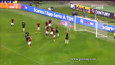 Roma 4-2 Inter maç özeti ve golleri
