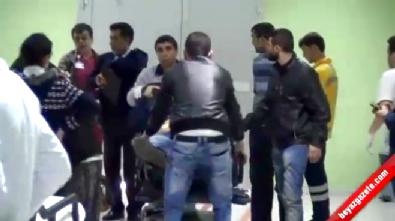 kahvehane - Aksaray'da İşçilerin Çay Kavgası Kanlı Bitti: 4 Yaralı