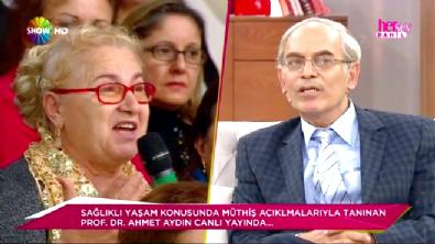 ahmet aydin - Her Şey Dahil / Şeker Hastaları Ne Yemeli? Ne Yememeli? Prof. Dr. Ahmet Aydın Açıklıyor