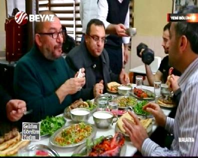 geldim gordum yedim - Geldim Gördüm Yedim 14.12.2014 Malatya