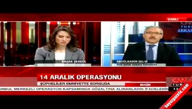 abdulkadir selvi - Abdülkadir Selvi'den 14 Aralık eleştirisi