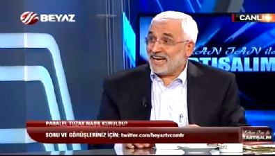 Mustafa Kaplan canlı yayında çileden çıktı