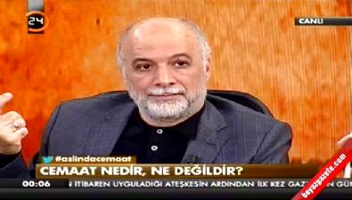 Latif Erdoğan: Fethullah Gülen peygamberle kendini özdeşleştirdi