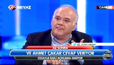 Ahmet Çakar: 'Türk hakemlerinden utanıyorum'