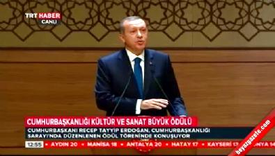 Burası Erdoğan Sarayı değil