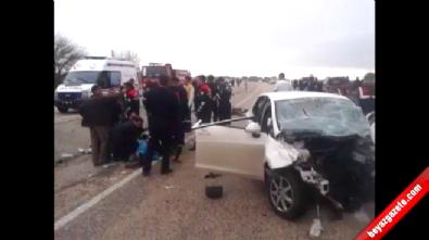 Adana Kozan-İmamoğlu Karayolu'nda Trafik Kazası: 6 Ölü, 5 Yaralı