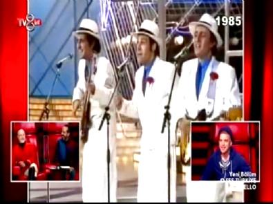 O Ses Türkiye - Hadise, Gökhan Özoğuz ve MFÖ'nün Eurovision Performansı Herkesi Eğlendirdi!