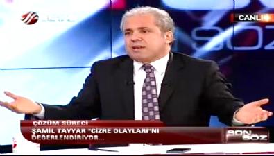 Şamil Tayyar: Hepsinin kafasını koparmalıyız