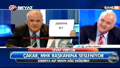 Ahmet Çakar: İstediğim an o koltuğa otururum
