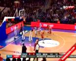 Anadolu Efes Galatasaray Liv Hospital: 69-64 Basketbol Maç Özeti