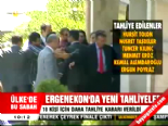 Boğaç Kaan Murathan, Kemal Şahin Ve Aykut Mete Şükrey'e Ergenekon'da Tahliye