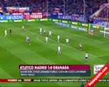 Atletico Madrid Granada: 1-0 Maç Özeti (26 Mart 2014)