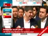 Menderes Türel Antalya'nın Rövanşını Aldı (2014 Antalya Yerel Seçim Sonuçları)
