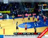 Fenerbahçe Ülker Galatasaray Liv Hospital: 77-52 Basketbol Maç Özeti
