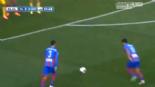 Villarreal - Levante Maçında Frikiği İki Futbolcu Aynı Anda Kullandı