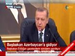 egemen bagis - Başbakan Erdoğan, Egemen Bağış'ı Soran Zaman Muhabirine Böyle Cevap Verdi