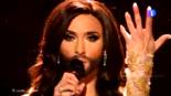 Eurovision 2014 Kazananı:Rise Like A Phoenix şarkısı ile transeksüel Conchita Wurst izle,dinle(eurovision winner 2014 Austria)