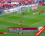 manchester united - Arsenal Hull City: 3-2 Maç Özeti ve Golleri (17 Mayıs 2014)