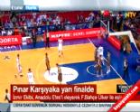 Pınar Karşıyaka Anadolu Efes: 73-67 Basketbol Maç Özeti (19 Mayıs 2014)