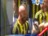Fenerbahçeli Futbolculardan Şampiyonluk Marşı