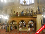 Edirne Selimiye Camiinde İlk Teravih Namazı Kılındı