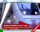 YHT Ankara-İstanbul Hattı Ne Zaman Açılacak? (İşte YHT Sefer Fiyatları) 30 Haziran 2014