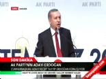 ali sahin - Cumhurbaşkanı Adayı Erdoğan Fatiha'nın Türkçesini Okudu
