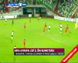 Bursaspor Chikhura: 1-4 Maç Özeti ve Penaltı Atışları (UEFA Avrupa Ligi Rövanş Maçı) 24 Temmuz 2014