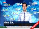 İl İl Güncel Hava Durumu Tahminleri 13 Ağustos 2014 - (Yağmur Yağışları Devam Edecek Mi?)