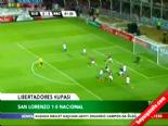 San Lorenzo Nacional Asuncion Maçı Geniş Özeti ve Golleri (Libertadores Kupası)