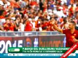 Roma 3 - 3 Fenerbahçe Maçı Özeti ve Golleri (Maçtan Notlar)