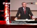 AK Parti Genel Başkan adayı ve Başbakan adayı Ahmet Davutoğlu