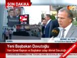 Mehmet Ali Şahin: Ahmet Davutoğlu döneminin başarılı olacağını düşünüyorum