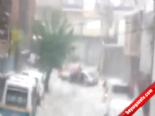 İzmir'de Sele Kapılan 1 Kişi Hayatını Kaybetti