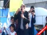 Diyarbakır'da Başbakan'a Destek Mitingi