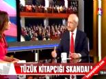 Kemal Kılıçdaroğlu'ndan skandal kitapçık savunması