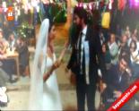 Kara Para Aşk 15. Son Bölüm - Elif'le Ömer'in karşılıklı göbek attığı sahne izleyenleri güldürdü